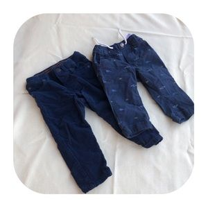 Other - 6/$15 12-18M H&M & Old Navy pants